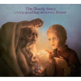 Moody Blues - hver god dreng fortjener for [CD] USA importerer