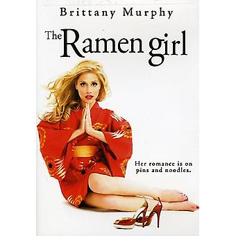 Ramen Girl [DVD] USA import