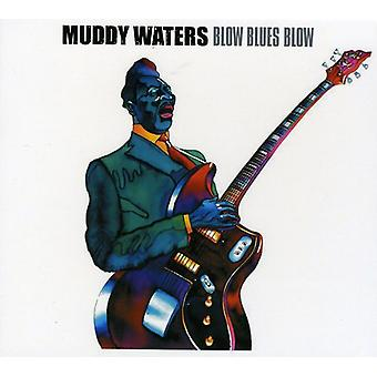 Muddy Waters - slag Blues slag [CD] USA importerer