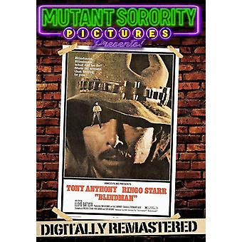 Blindman [DVD] USA import