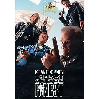 Sista av Finest [DVD] USA import