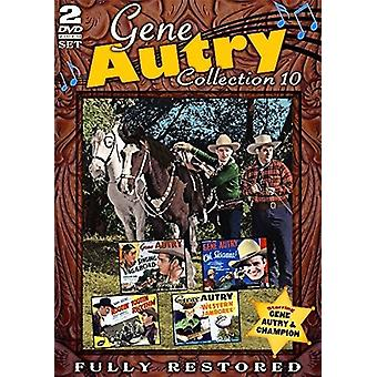 Gene Autry Movie Collection 10 [DVD] USA import