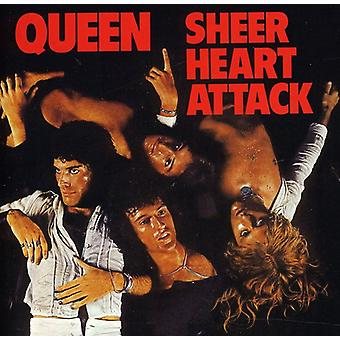 Queen - Sheer Heart Attack [CD] USA import