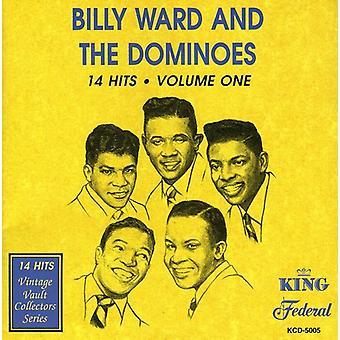 Ward, Billy & Domino - 14 treff [DVD] USA importere