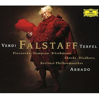G. Verdi - Verdi: Falstaff [CD] USA import