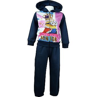Despicable Me Minions Girls TracksuitJogging Set