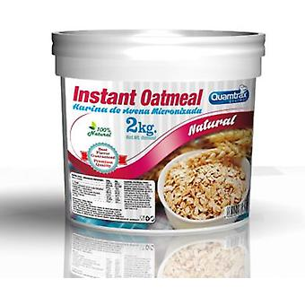 Quamtrax Nutrition Instant Oatmeal (Avena Instantánea) Cheescake 2 Kg