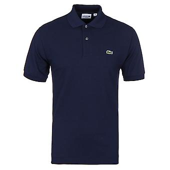 Lacoste L1212 Navy Classic Fit Pique Polo Shirt