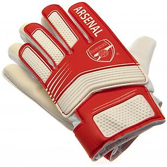 Arsenal Goalkeeper Gloves Youths