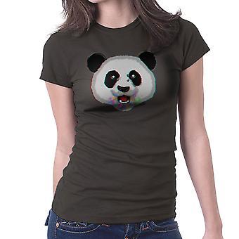 Trippy Panda Women's T-Shirt