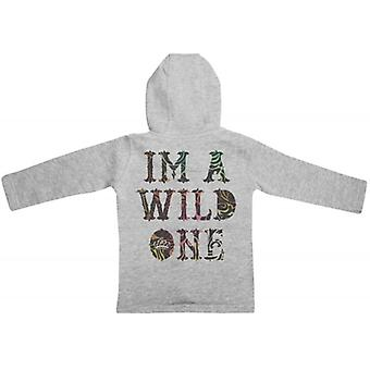 Spoilt Rotten I'm A Wild One Baby Hoodie