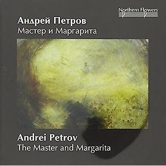 St.Petersburg Philharmonic Symfoniorkester - Andrei Petrov - mesteren og Margarita [CD] USA importerer