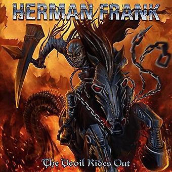 Herman Frank - Devil Rides Out [CD] USA import