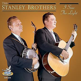 Stanley Brothers - jeg så lys [CD] USA importen