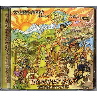 Lionheart lyde - Troddin' øst-Californien rødder familie [CD] USA import