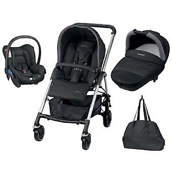 Bebe Confort Streety Next Pack Trio Black Raven