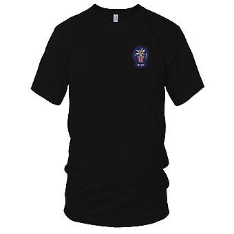 121st Fighter Squadron Embroidered Patch - Kids T Shirt
