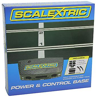 Scalextric 1:32 Straight Power And Control Base Model