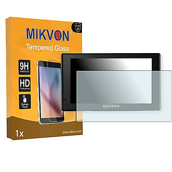 Garmin DriveSmart 60 LMT Screen Protector - Mikvon flexible Tempered Glass 9H (Retail Package with accessories)