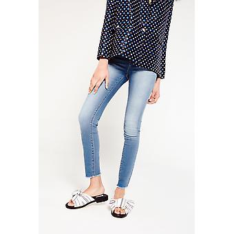 Articles Of Society Mid Blue Skinny Jeans