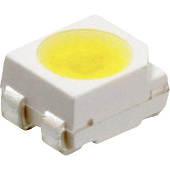 HighPower LED Cold white 570 mW 45 lm 120 °