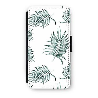 Huawei P9 Flip Case - Simple leaves