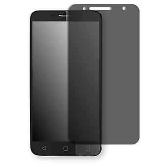 Alcatel pop 4 + screen protector - Golebo view protective film protective film