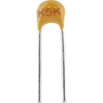 Ceramic capacitor Radial lead 47 nF 50 V 10 %