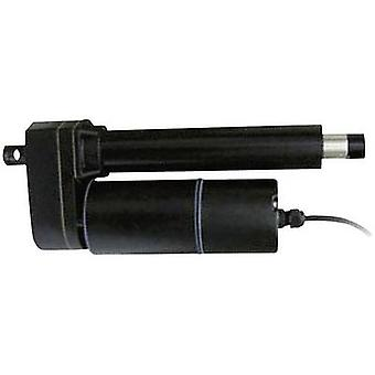 Linear actuator 230 V AC Stroke length 610 mm 3500 N Drive-Syste