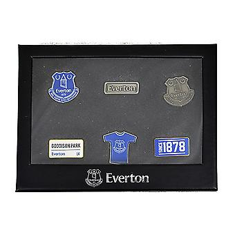 Everton FC distintivo Set 6 pezzi
