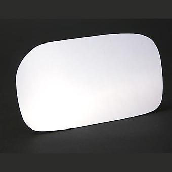Left Stick-On Mirror Glass Easy to Fit For Honda CIVIC VI 2001-2005