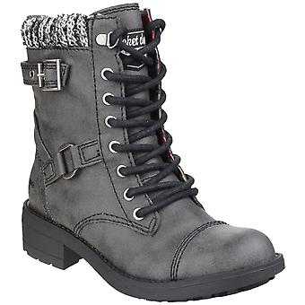 Rocket Dog Womens Thunder Biker Boot