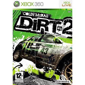 Colin McRae Dirt 2 (Xbox 360)