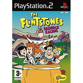 Le substratum de Flintstones Racing (PS2)
