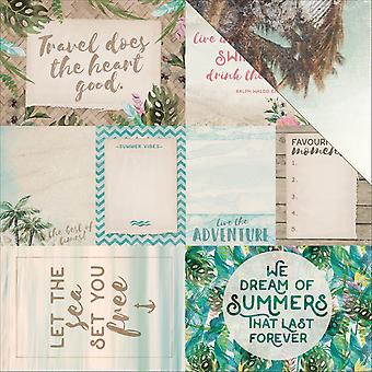 Island Escape Double-Sided Cardstock 12