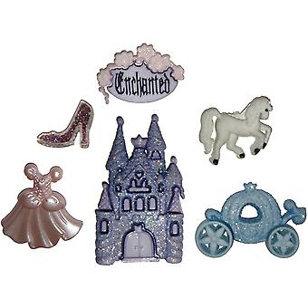 Dress It Up Embellishments-Happily Ever After