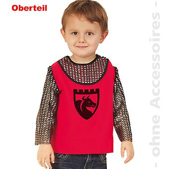 Knight costume kids Knight shirt of medieval sword fighter child costume