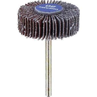Grinding compartments 4.8 mm Dremel 504 Bosch Accessories 2615050432 Diameter 28.6 mm Shank diameter 3.2 mm Grain 80