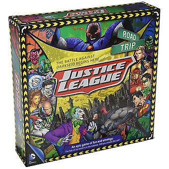 Dc Comics Justice League Road Trip Original Series Board Game