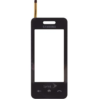 Reemplazo OEM Samsung M800 Instinct Touchscreen digitalizador (cristal)