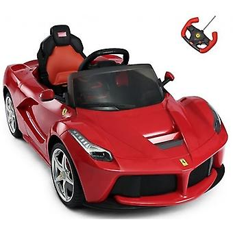 Ferrari LaFerrari 12V Ride on Car Red