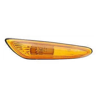 Rechter lamp (Amber Saloon & Estate modellen) voor BMW 3-serie Touring 2001-2005