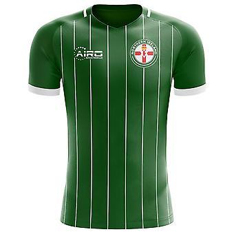 2018 - 2019 Северной Ирландии Главная концепция футболка