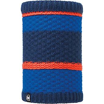 Buff bruse Neckwarmer strikket