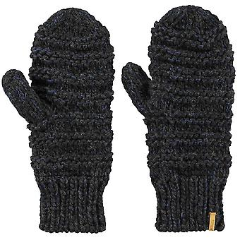 Barts Jasmin Mitts - Dark Heather