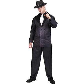 Gangster Costume, Chest 42