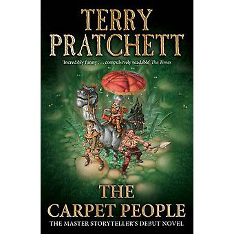 The Carpet People by Terry Pratchett - 9780552551052 Book