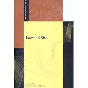 Law and Risk by Law Commission of Canada - 9780774811927 Book