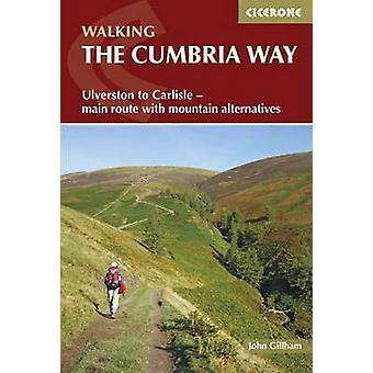 The Cumbria Way door John Gillham - 9781852847609 boek