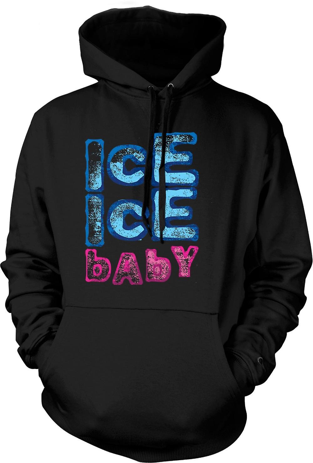 Grappig kinderen Hoodie - vanille ijs - Ice Ice Baby-